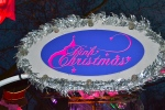 The entrance into Pink Christmas