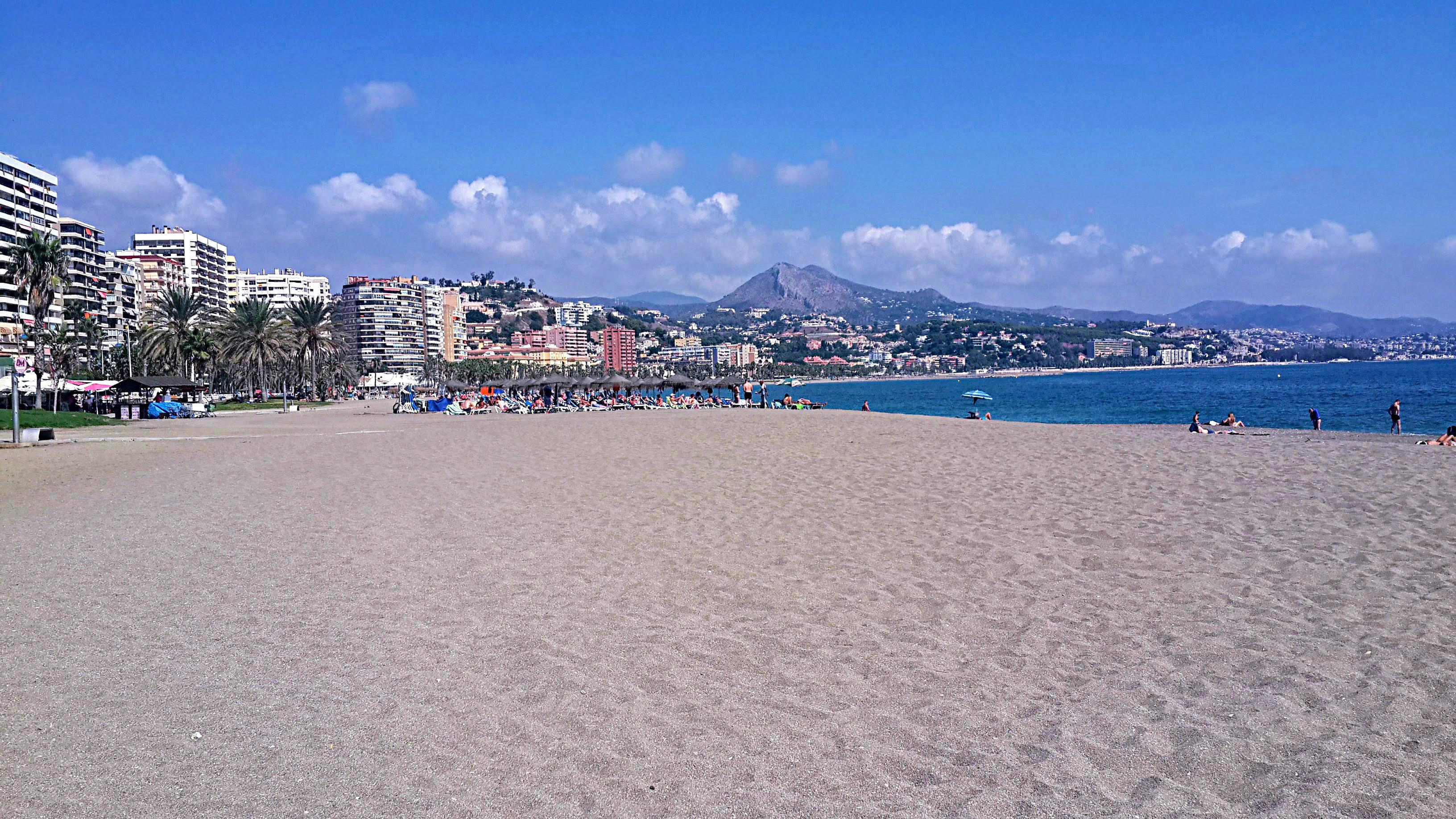 Malaga Beach